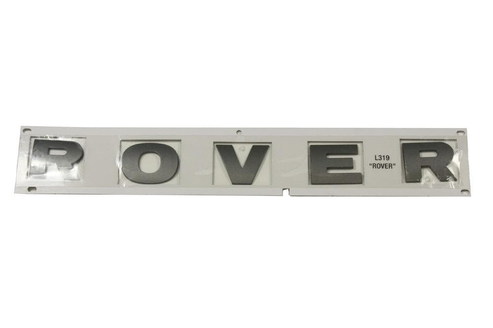Land Rover (Genuine OE) Name Plate Front ROVER for Land Rover Discovery | DAB500080LQV