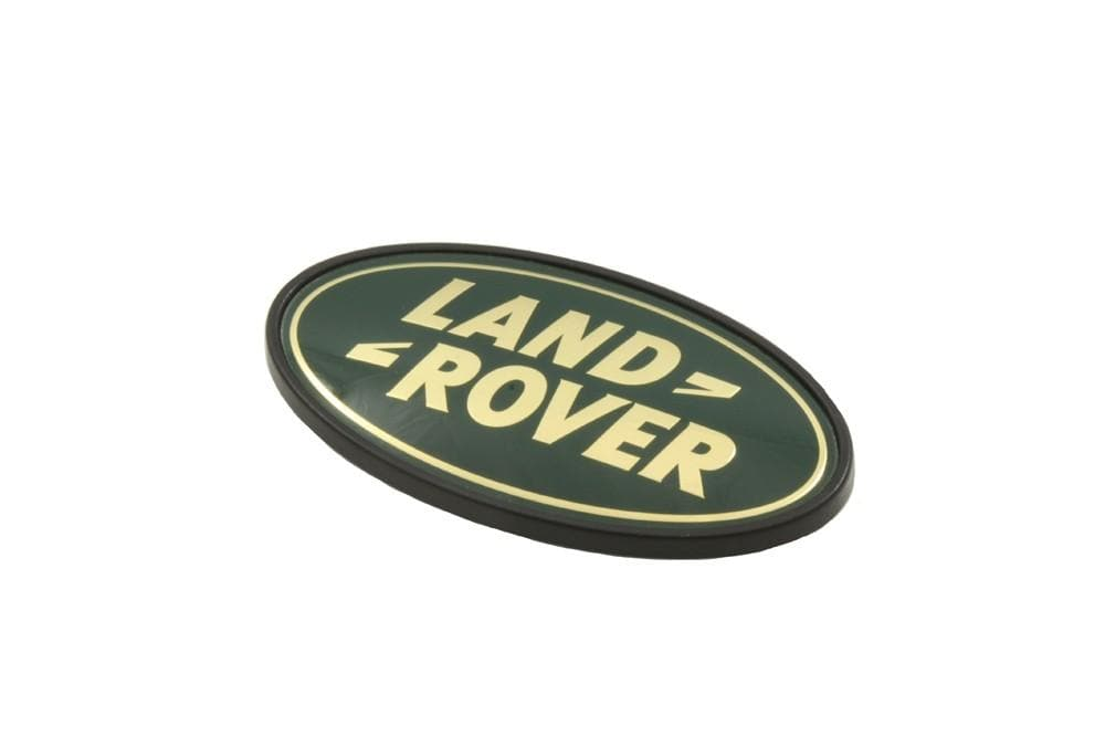 Land Rover (Genuine OE) Badge Rear Land Rover for Land Rover Defender, Range Rover | DAH100680