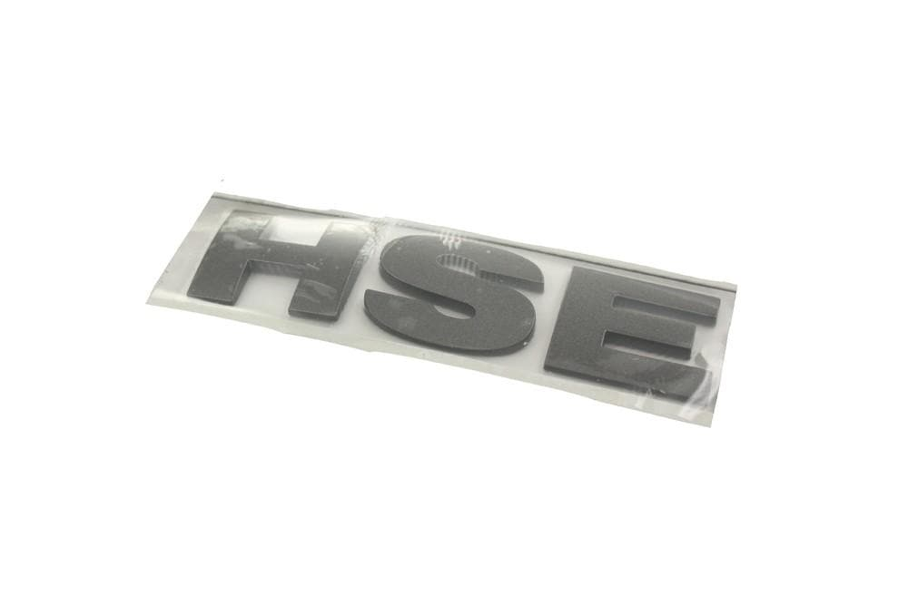 Land Rover (Genuine OE) Name Plate HSE for Land Rover Discovery | DAM500520LQV