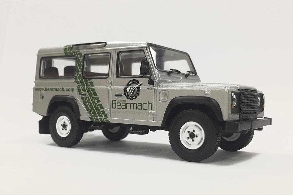 Bearmach Limited Edition Bearmach Defender Model - Scale 1:43 for Land Rover All Models | DEFENDER