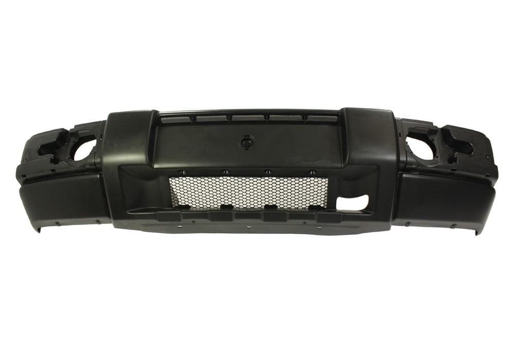 Land Rover (Genuine OE) Bumper Front Black for Land Rover Discovery | DPC000150PMA