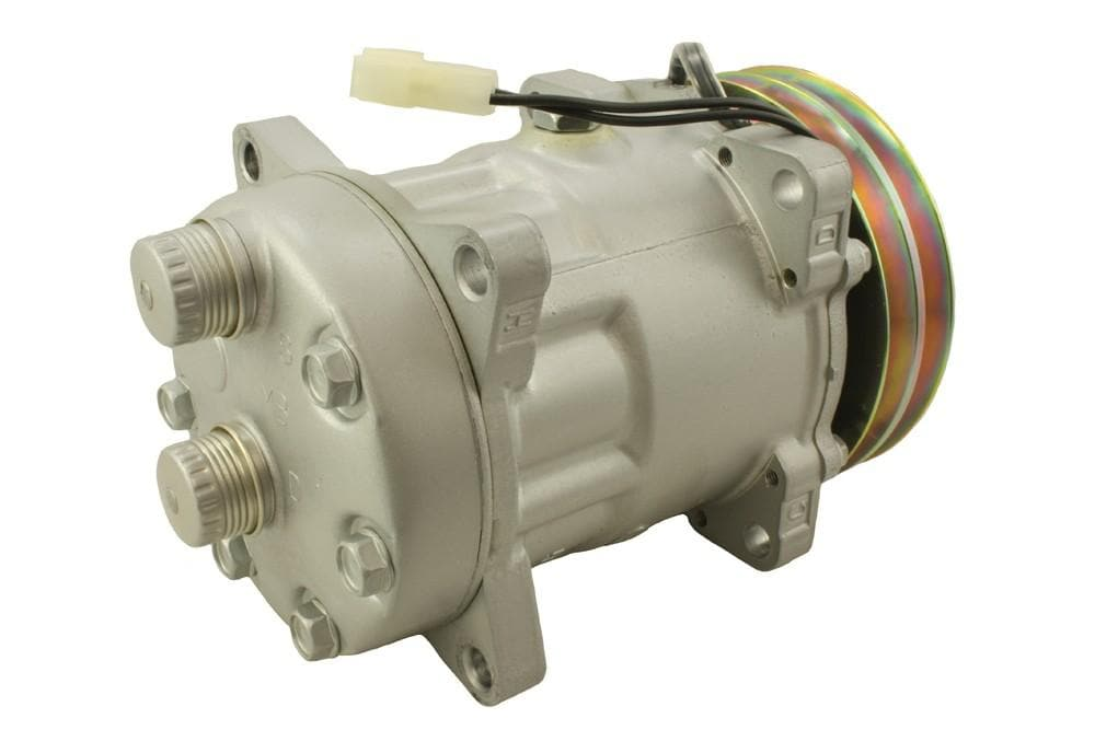 Land Rover (Genuine OE) A/C Compressor for Land Rover Discovery, Range Rover | ERR845