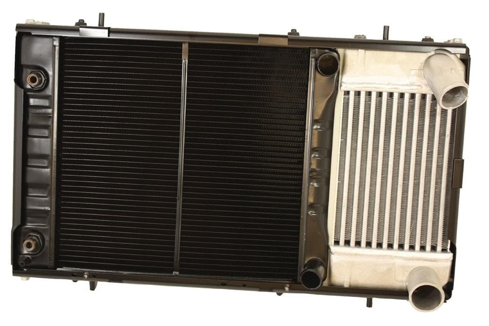 Bearmach Defender 300TDi Radiator & Intercooler for Land Rover Defender | ESR3683