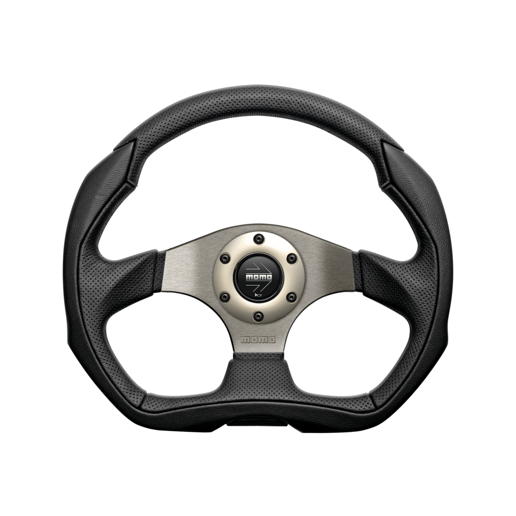 MOMO Eagle Steering Wheel - 350mm