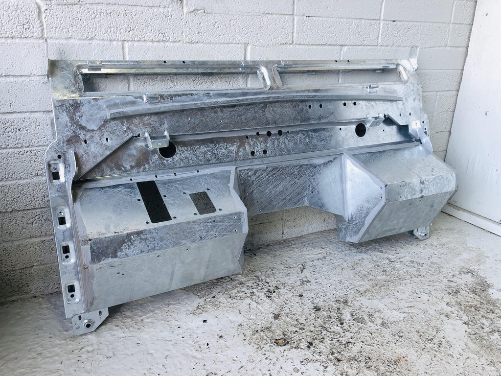 "Galvanised Bulkhead Series II 88/109"" Assembly"