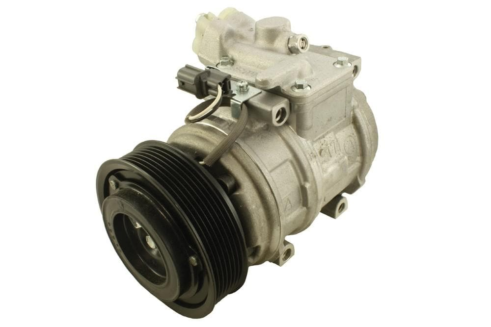 Land Rover (Genuine OE) A/C Compressor for Land Rover Defender, Discovery, Range Rover | JPB101330