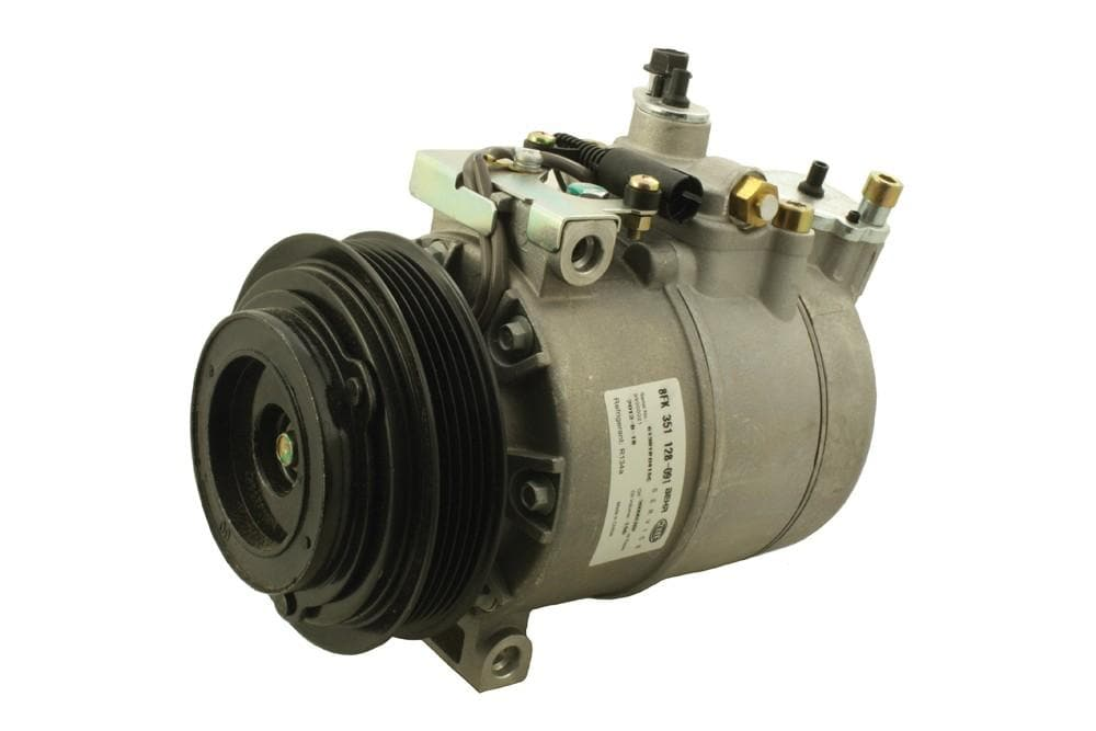 Hella Air Conditioning Compressor for Land Rover Freelander | JPB500120A