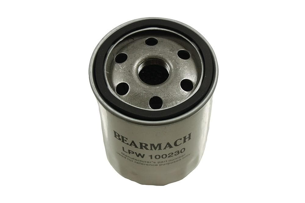 Bearmach Oil Filter for Land Rover Freelander | LPW100230R