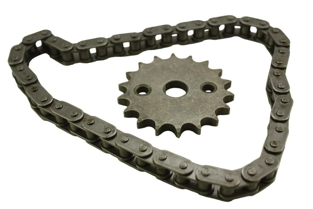 Bearmach Oil Pump Chain & Sprocket Kit for Land Rover Defender, Discovery | LQX100130R