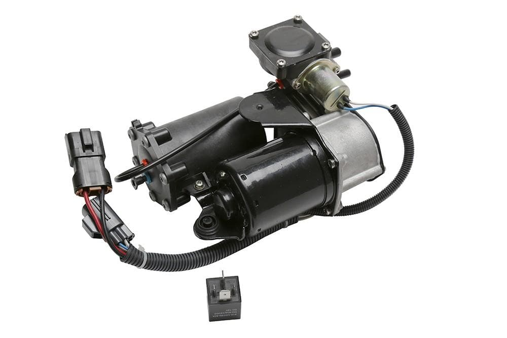 Bearmach Discovery 3/4 RRS L320 Air Suspension Compressor (Hitachi Typ) LR011837