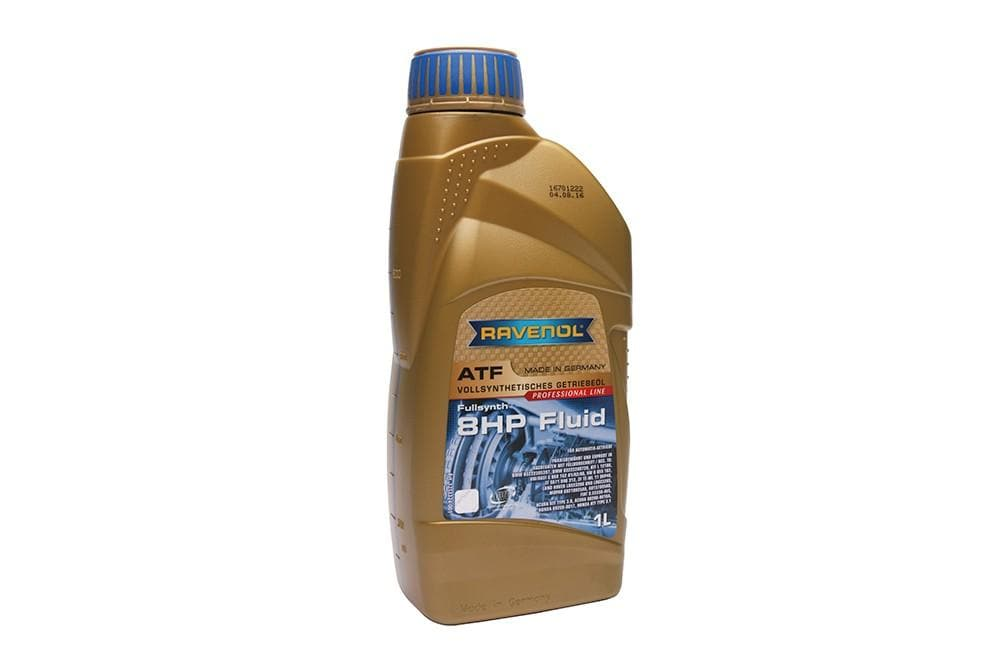 Ravenol ATF 8HP70 Transmission Fluid 1L for Land Rover Discovery, Range Rover | LR023288A
