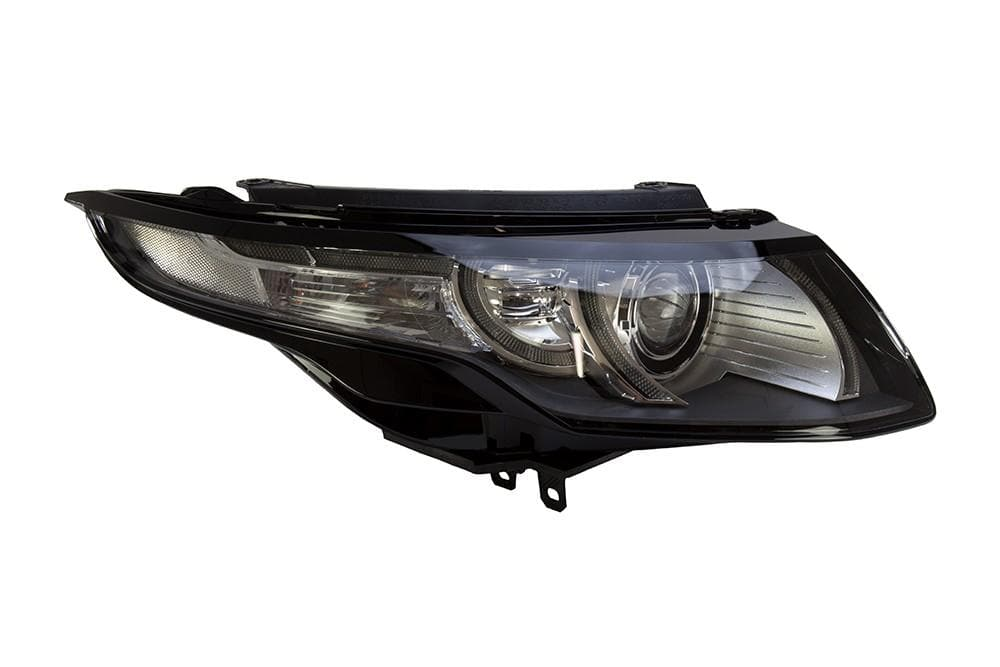 Hella 11-On Range Rover Evoque RHD Bi-Xenon Headlight - Right RH O/S | LR048046