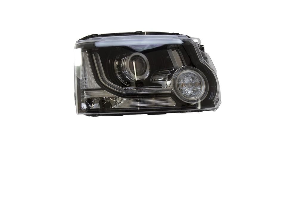 OEM 13-16 (Facelift) Land Rover Discovery 4 RHD Bi-Xenon LED DRL Headlight - Right RH O/S | LR052377X
