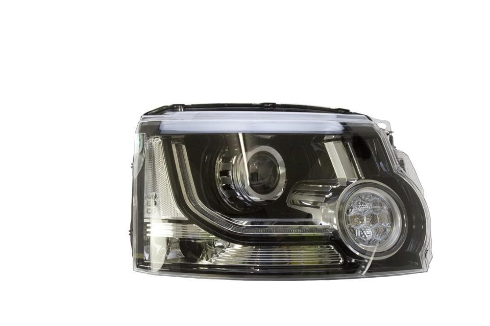 OEM 13-16 (Facelift) Land Rover Discovery 4 RHD Bi-Xenon Adaptive LED DRL Headlight - Right RH O/S | LR052379X