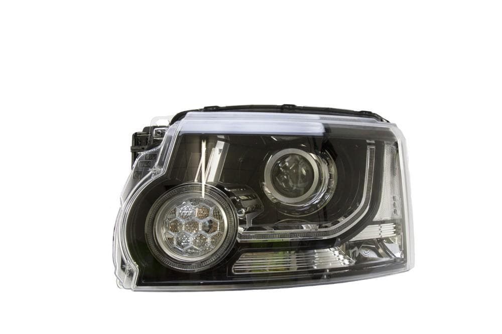 OEM 13-16 (Facelift) Land Rover Discovery 4 RHD Bi-Xenon Adaptive LED DRL Headlight - Left LH N/S | LR052388X