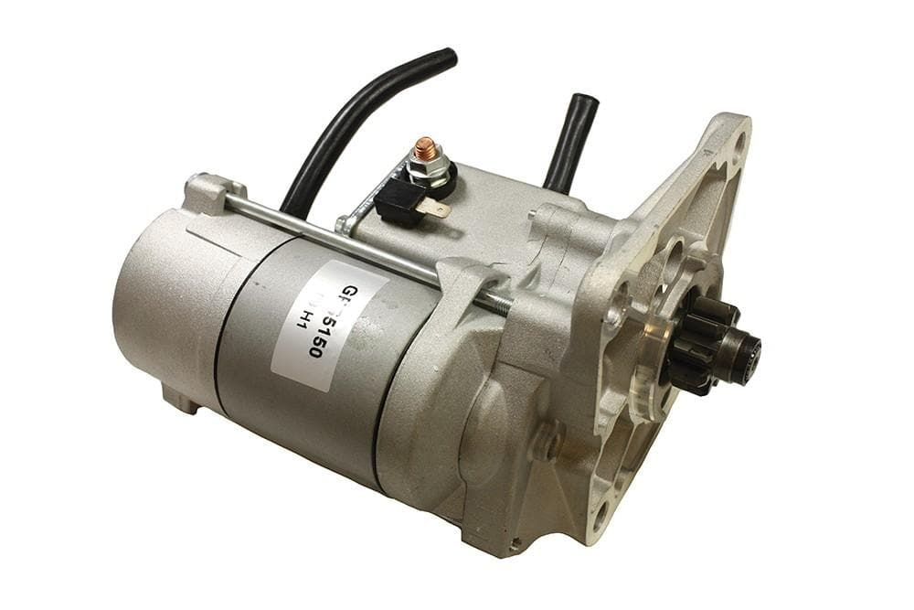 Land Rover Electrical Components   Starter Motors & Parts