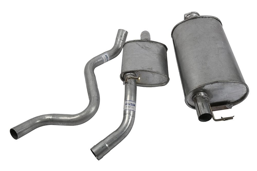 Bearmach Centre Exhaust Pipe & Rear Silencer for Land Rover Range Rover | NTC7322