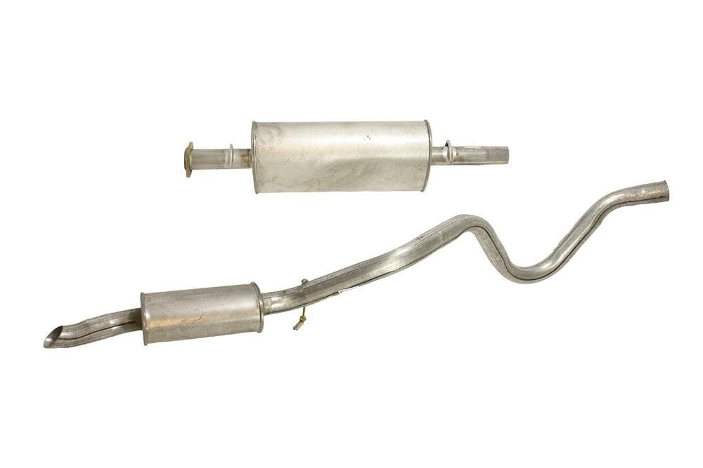 Bearmach Centre Exhaust Pipe & Rear Silencer for Land Rover Range Rover | NTC7362