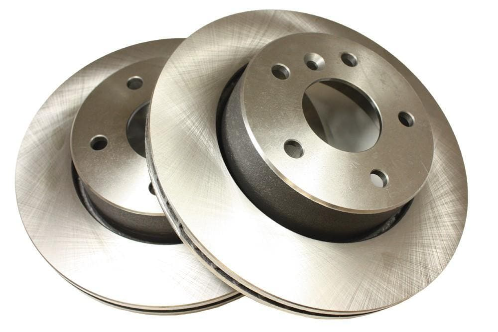 AP Front Brake Discs (Pair) for Range Rover P38 | NTC8780G