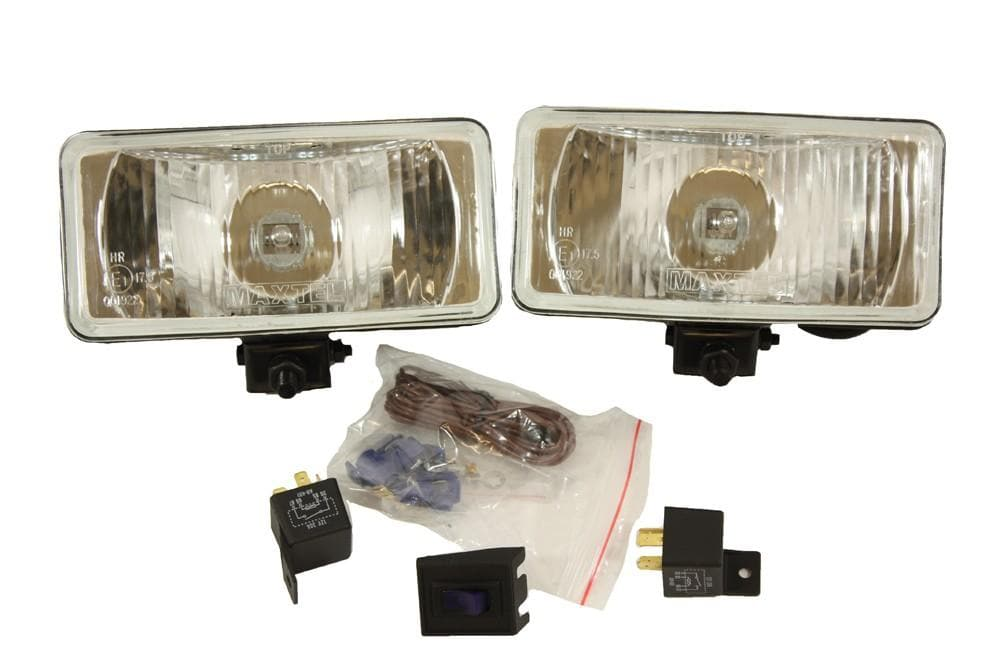 Bearmach Front Auxiliary Lamp for Land Rover Range Rover | PRC8238