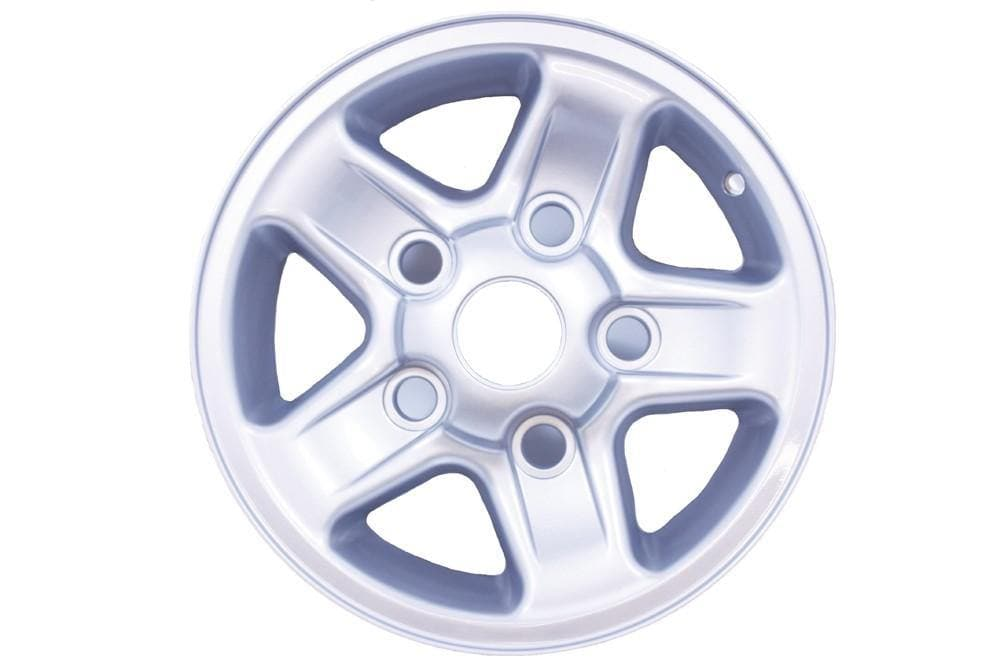 Bearmach 16 x 7 Silver Boost Alloy Wheel for Land Rover Defender, Discovery, Range Rover | RRC503400MNH