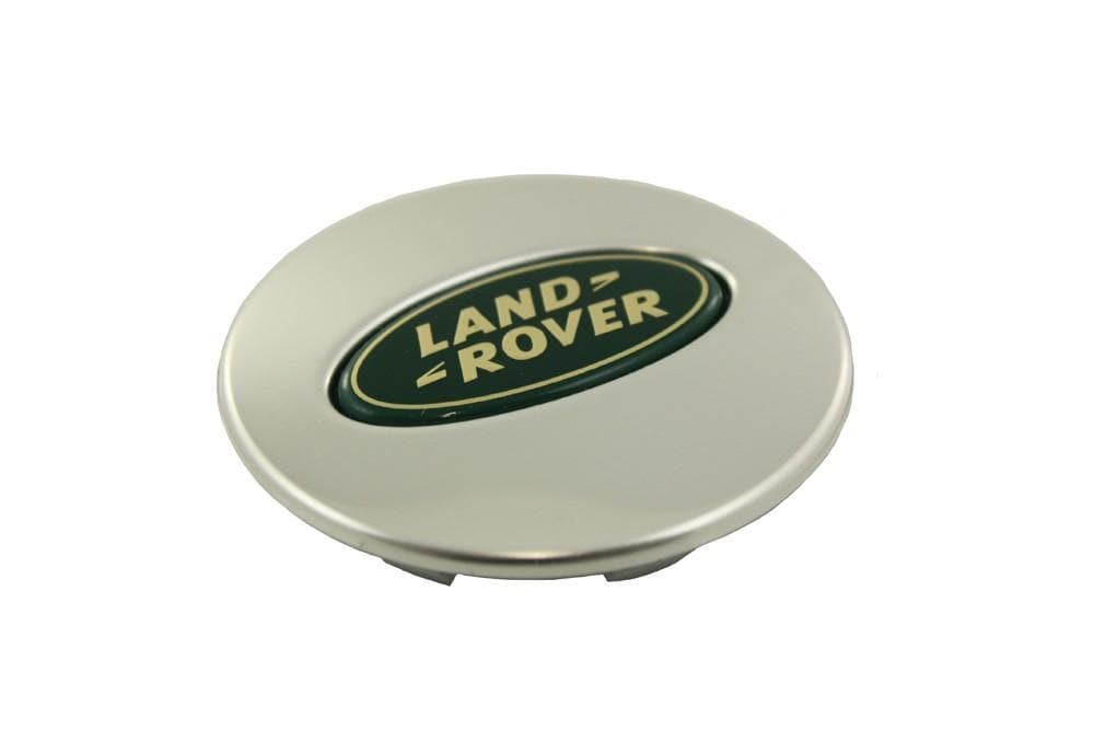 Land Rover (Genuine OE) Wheel Centre Hub Cap for Land Rover Defender, Freelander, Range Rover | RRJ500060MUZ