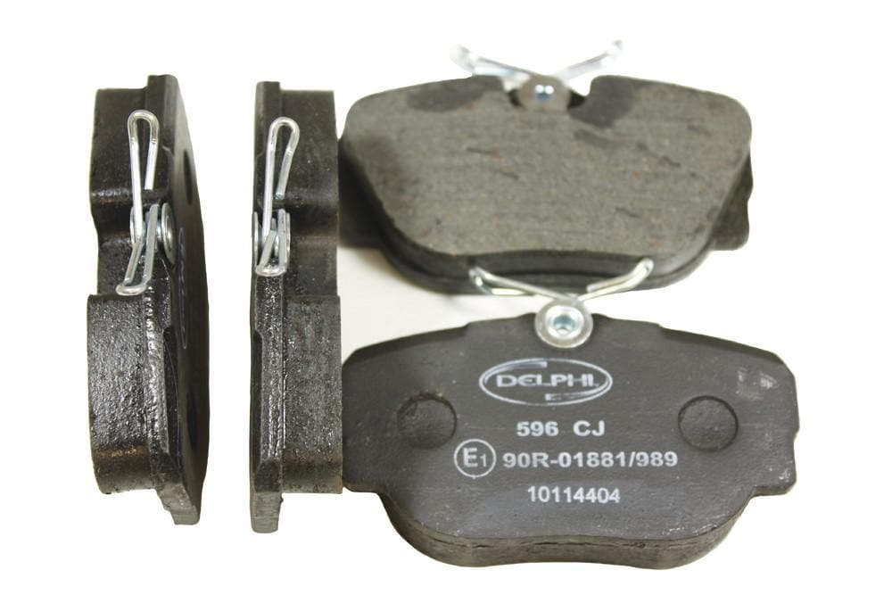AP Rear Brake Pads for Land Rover Discovery, Range Rover | STC1879L