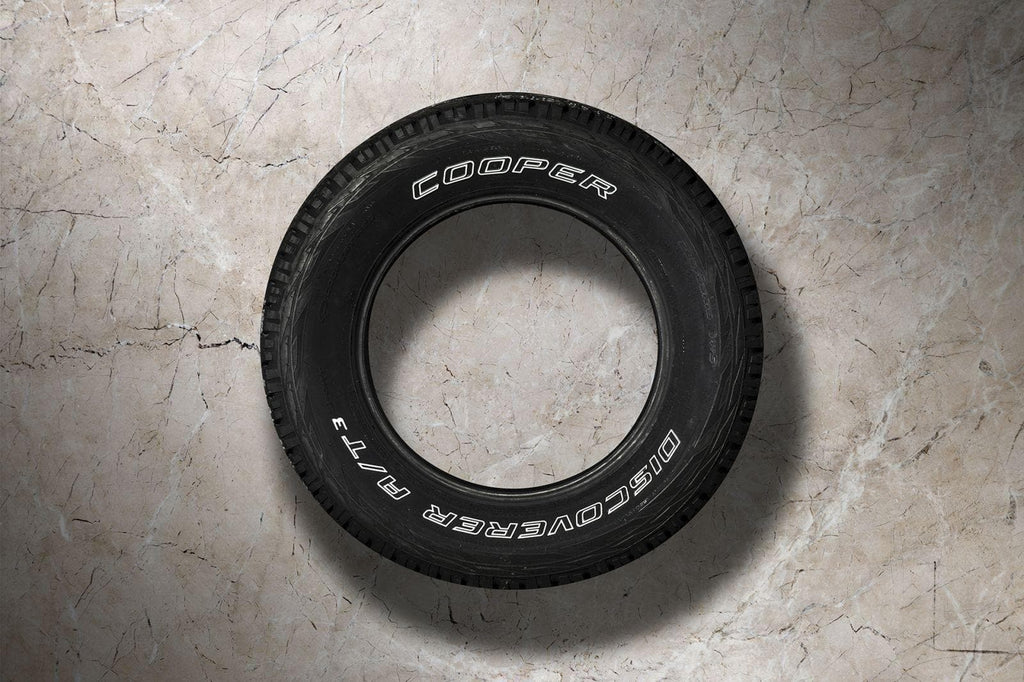 265/65/18 Cooper Discoverer A/T3 Sport 114T Tyre