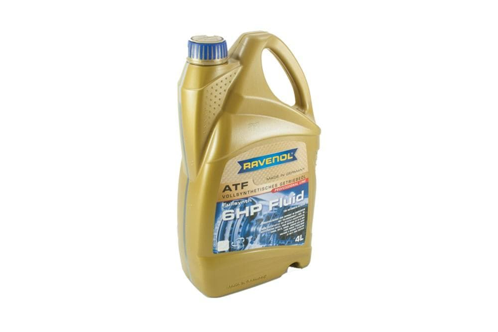 Ravenol ATF 6HP26 Transmission Fluid 4L for Land Rover All Models | TYK500050A