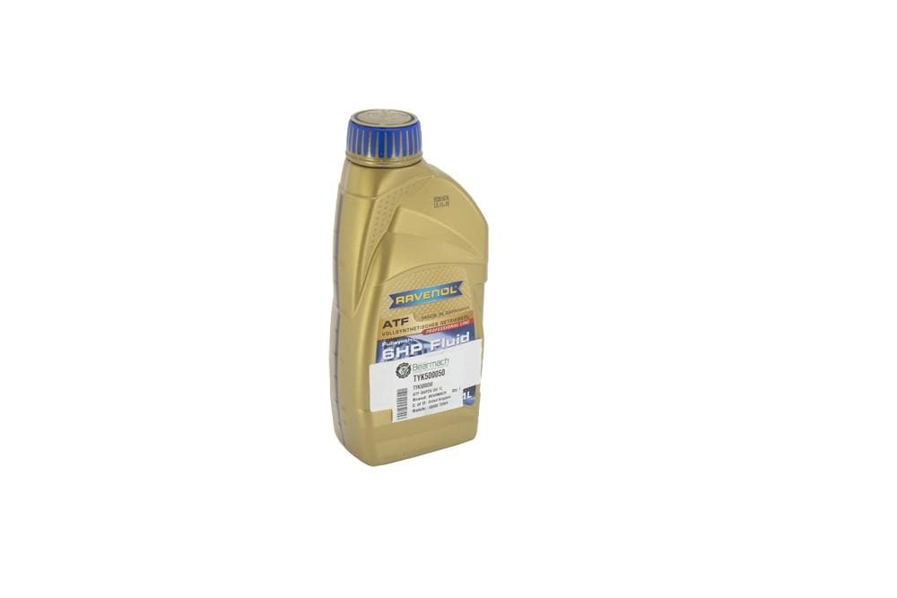 Ravenol ATF 6HP26 Transmission Fluid 1L for Land Rover All Models | TYK500050