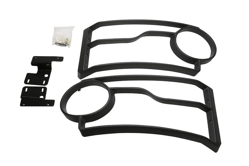 Bearmach Discovery 4 Front Headlamp Guard Kit for Land Rover Discovery | VPLAP0008