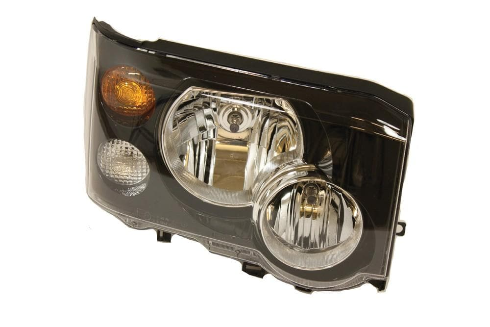 Land Rover (Genuine OE) 02-04 Land Rover Discovery 2 RHD Halogen Headlight - Right RH O/S | XBC001620