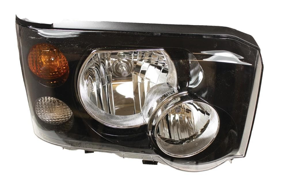 Land Rover (Genuine OE) 02-04 Land Rover Discovery 2 LHD Halogen Headlight - Right RH O/S | XBC001640G