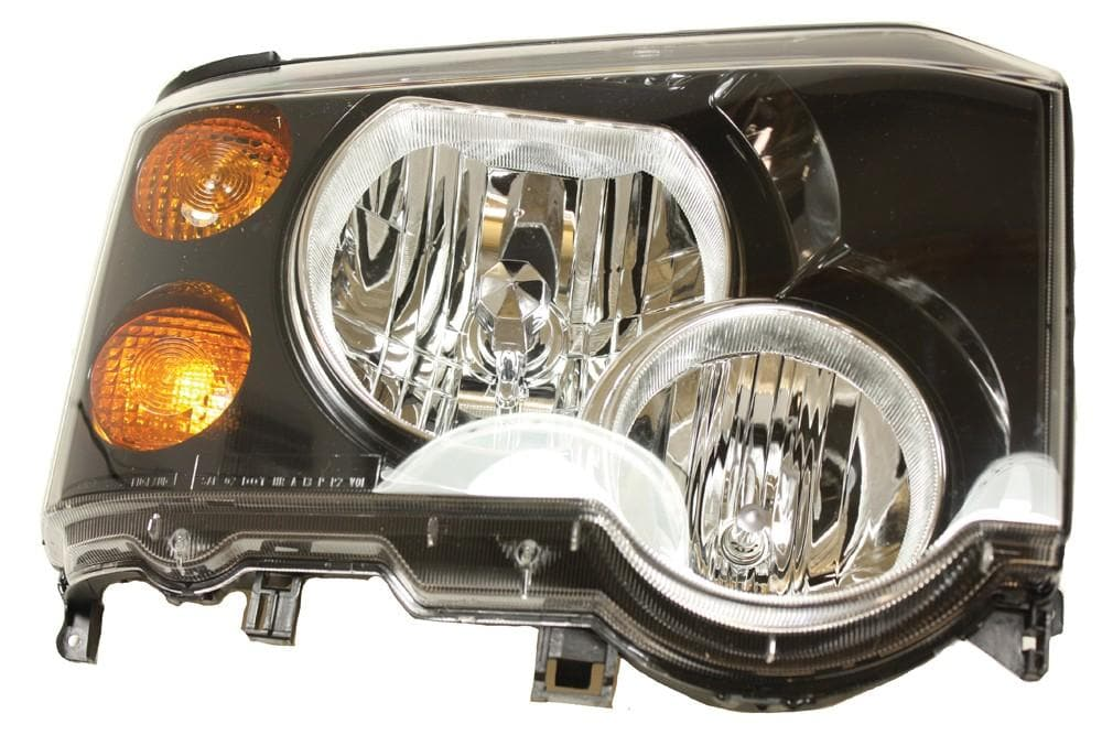 Land Rover (Genuine OE) 02-04 Land Rover Discovery 2 LHD Halogen Headlight - Right RH O/S | XBC001660