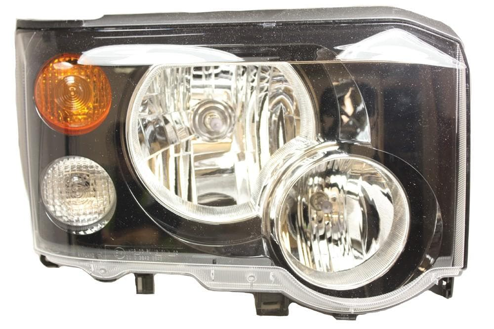 Land Rover (Genuine OE) 02-04 Land Rover Discovery 2 RHD Halogen Headlight - Right RH O/S | XBC001680