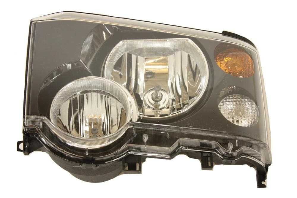 Land Rover (Genuine OE) 02-04 Land Rover Discovery 2 RHD Halogen Headlight - Left LH N/S | XBC001690