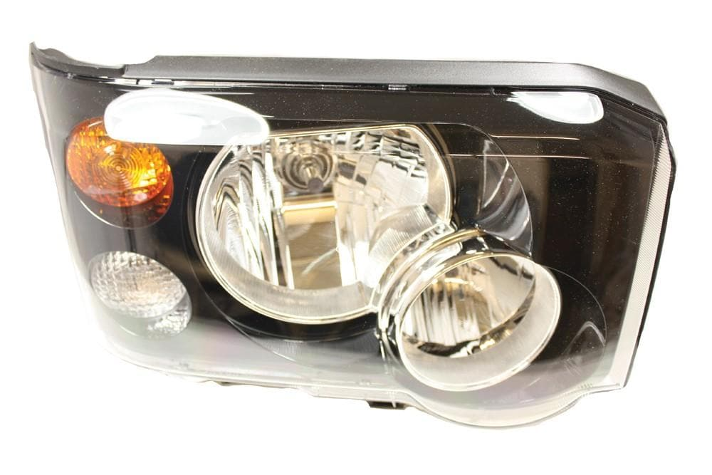 Land Rover (Genuine OE) 02-04 Land Rover Discovery 2 LHD Halogen Headlight - Right RH O/S | XBC001700