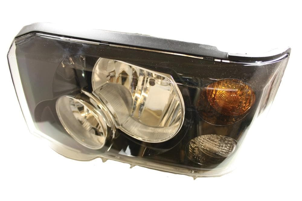Land Rover (Genuine OE) 02-04 Land Rover Discovery 2 LHD Halogen Headlight - Left LH N/S | XBC001710