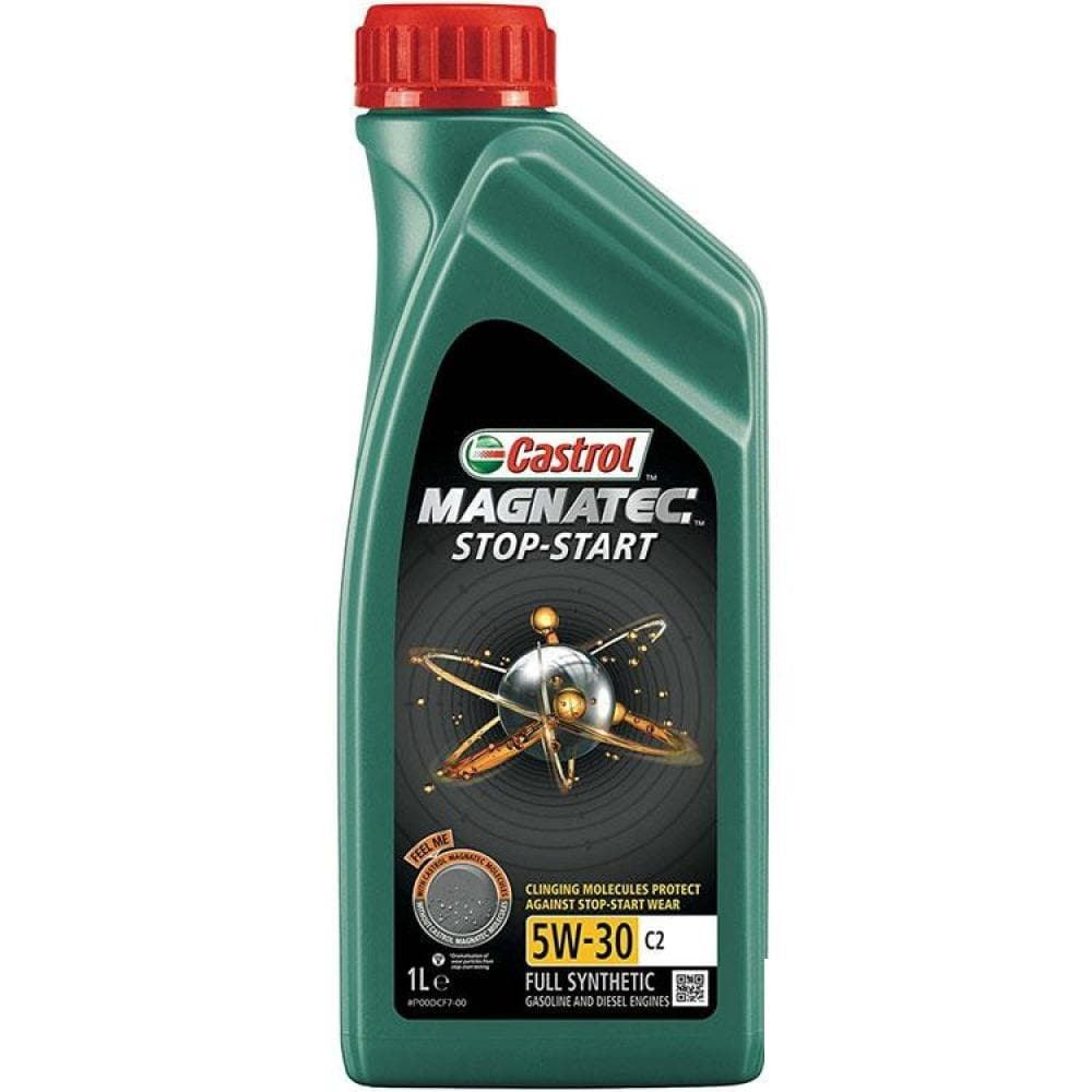 Castrol Magnatec Stop-Start 5W-30 C2 Fully Synthetic Engine Oil 5W30 - 1 Litre