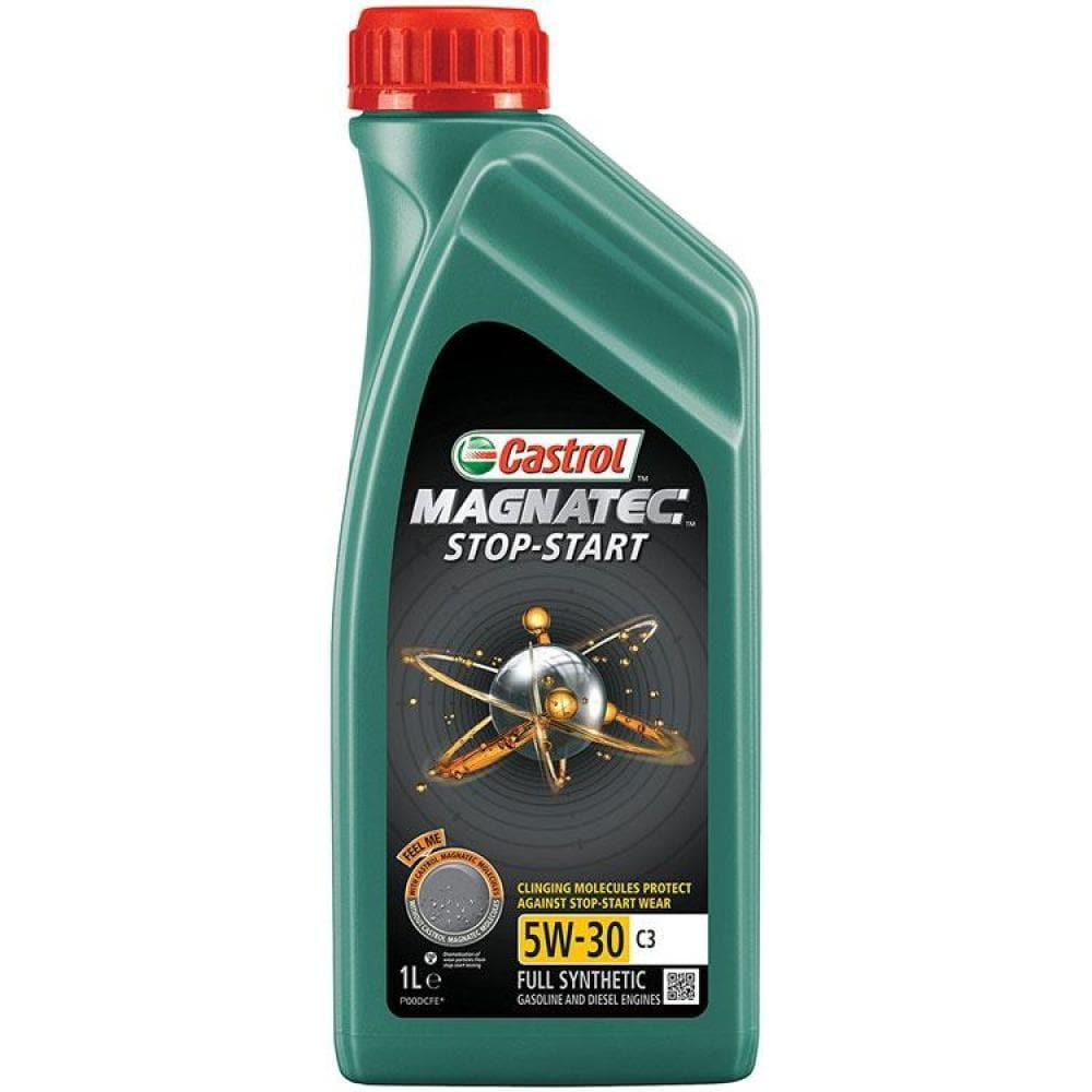 Castrol Magnatec Stop-Start 5W-30 C3 Fully Synthetic Engine Oil 5W30 - 1 Litre