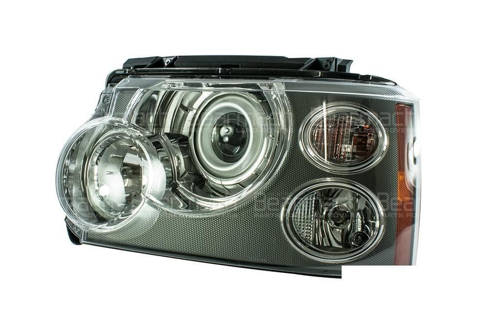 Land Rover (Genuine OE) 05-09 Land Rover Range Rover L322 LHD Bi-Xenon Headlight - Left LH N/S | XBC501673LZN