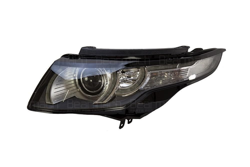 Land Rover (Genuine OE) 12-14 Land Rover Range Rover Evoque LHD Bi-Xenon Headlight - Left LH N/S | LR048056G