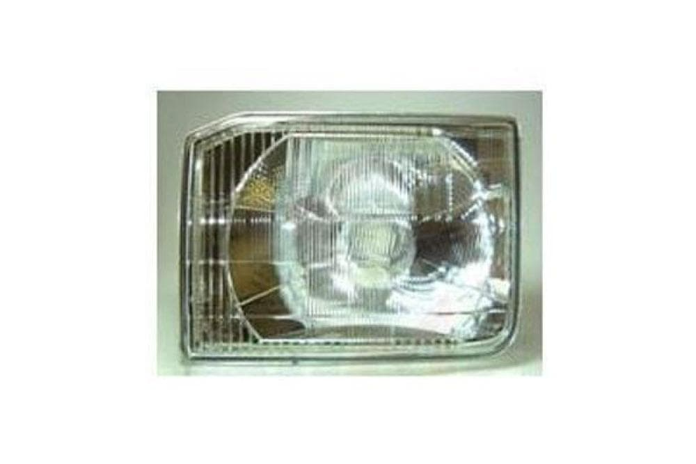 Land Rover (Genuine OE) 94- 98 Land Rover Discovery 1 LHD Halogen Headlight - Left LH N/S | STC1236G