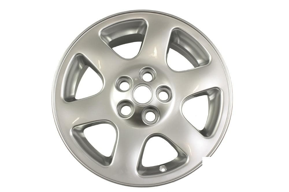 Land Rover (Genuine OE) Alloy Wheel Comet Style 6 18 for Land Rover Discovery, Range Rover | RRC000930MCM