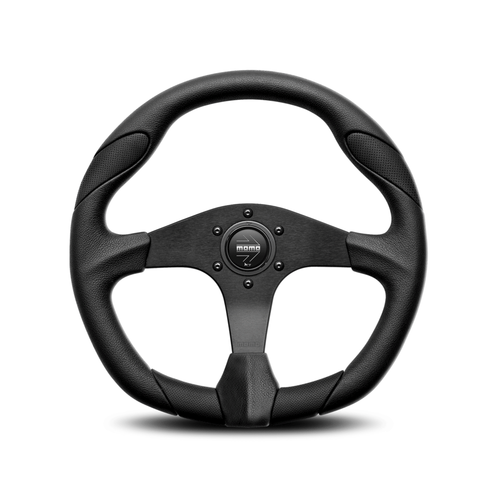 MOMO Quark Steering Wheel - 350mm