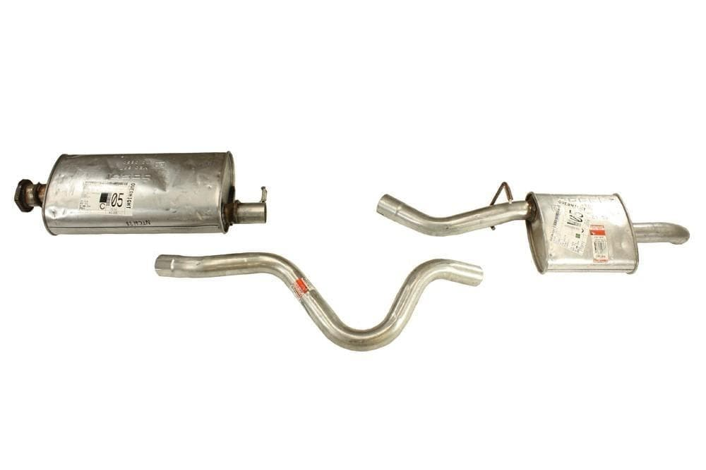 OEM Centre Exhaust Pipe & Rear Silencer for Land Rover Range Rover | NTC6128