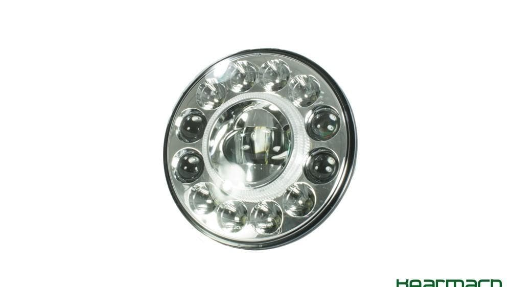 Ring 7 LHD LED Headlamp for Land Rover Series, Defender, Range Rover | BA 070LX