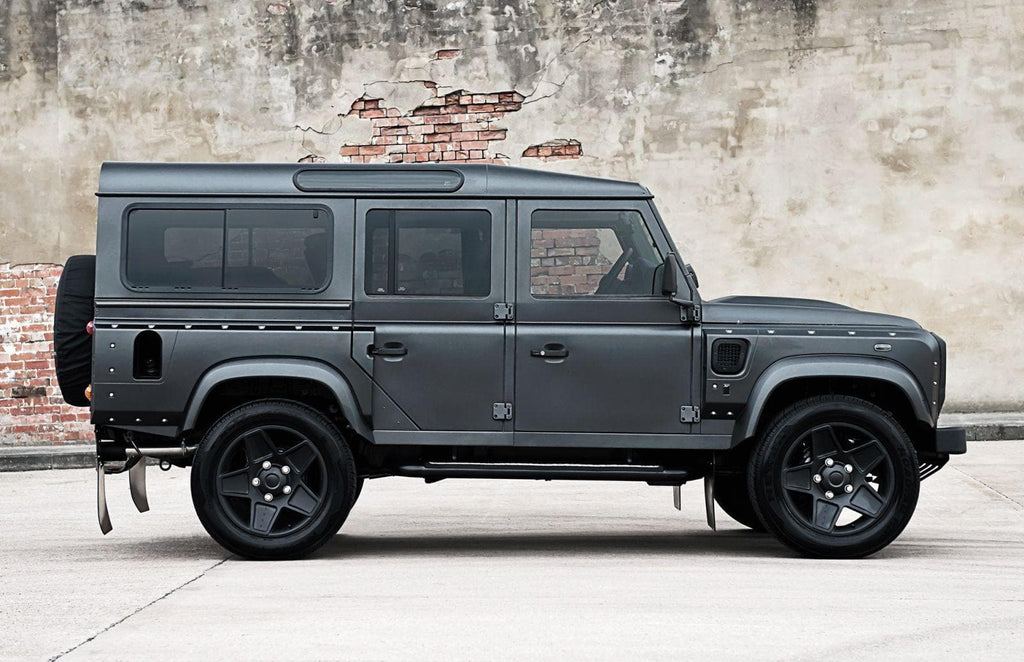 Kahn Wide Track End Edition Exterior Package - Defender 110
