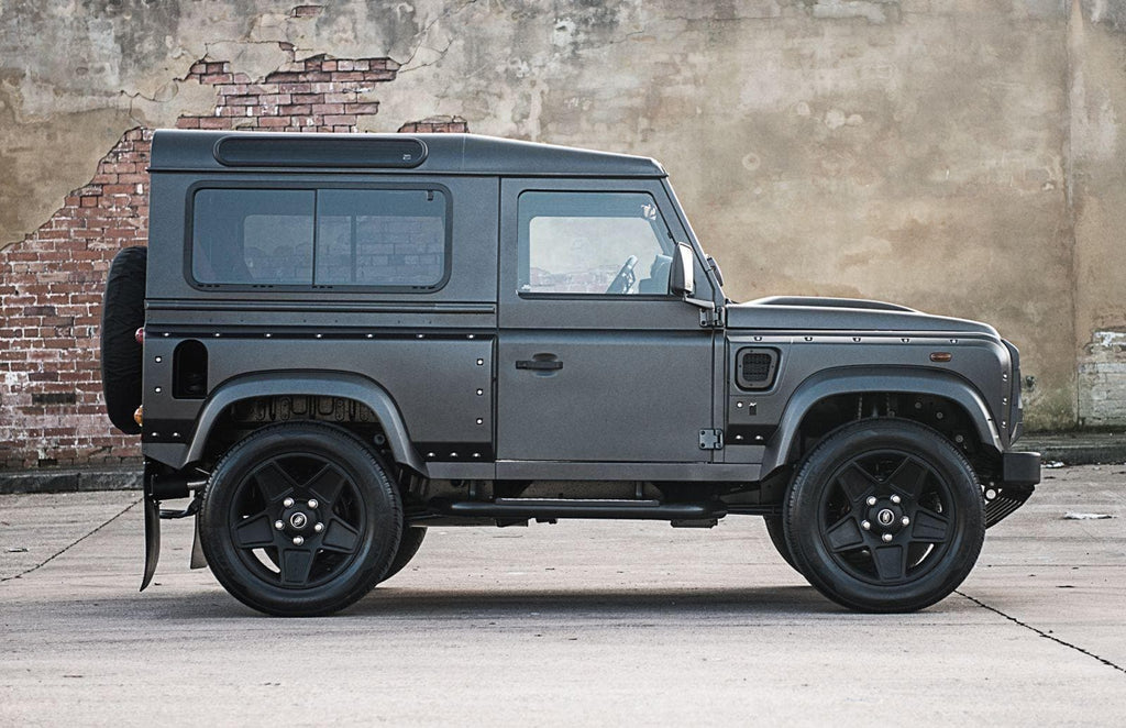 Kahn Wide Track End Edition Exterior Package - Defender 90