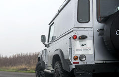 Kahn Wide Track Body Kit with Wide Wings & Vents - Defender 90